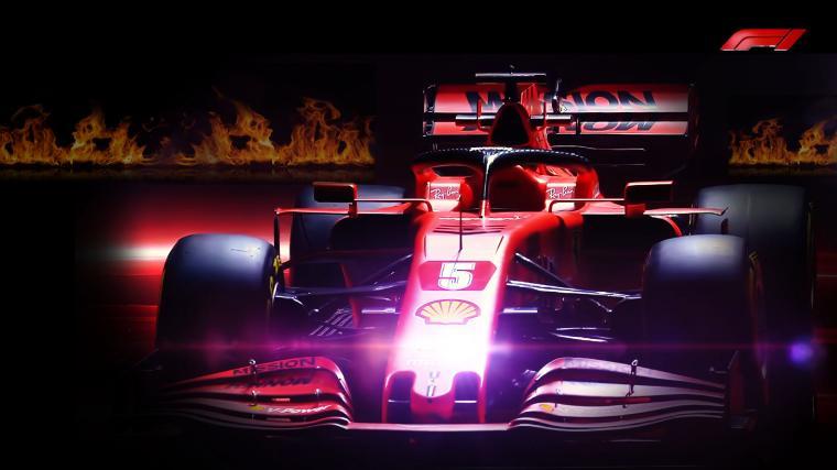 Ferrari SF1000 2020 F1 Wallpaper Hd