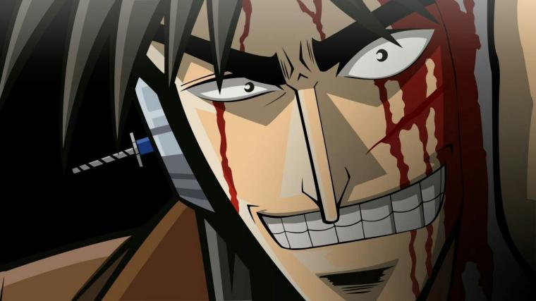 Kaiji wallpaper Imagination Anime Animation Wallpaper