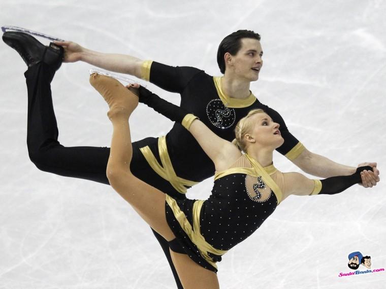Figure Skating Wallpaper 1