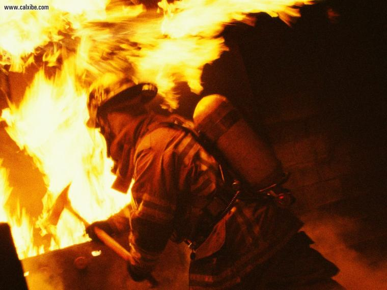 Firefighter Desktop Wallpapers submited images