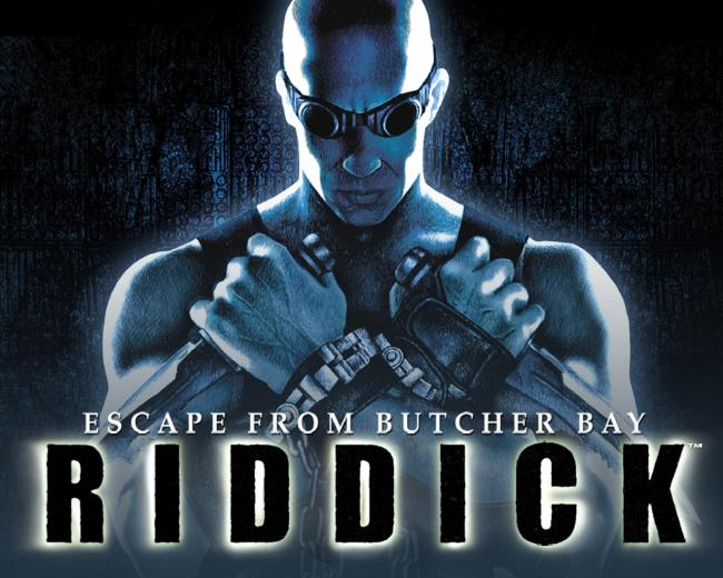 Chronicles Of Riddick   Video Games Wallpaper 25466078