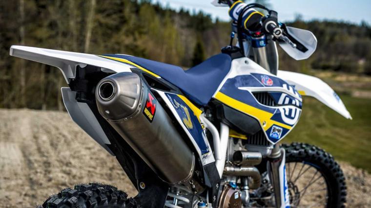 Husqvarna Motorcycles at Midwest RacingWiltshire UK