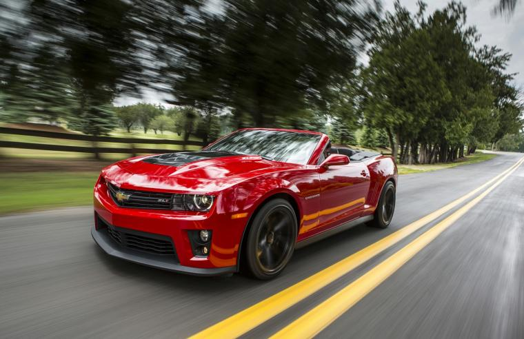 Chevy Camaro ZL1 HD Desktop Wallpapers 7wallpapersnet