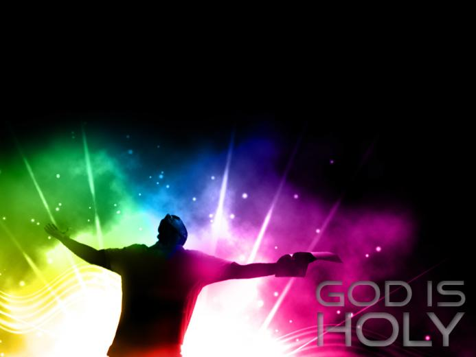 God Is Holy Wallpaper   Christian Wallpapers and Backgrounds