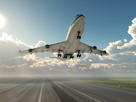 airplane take off Top HQ Wallpapers
