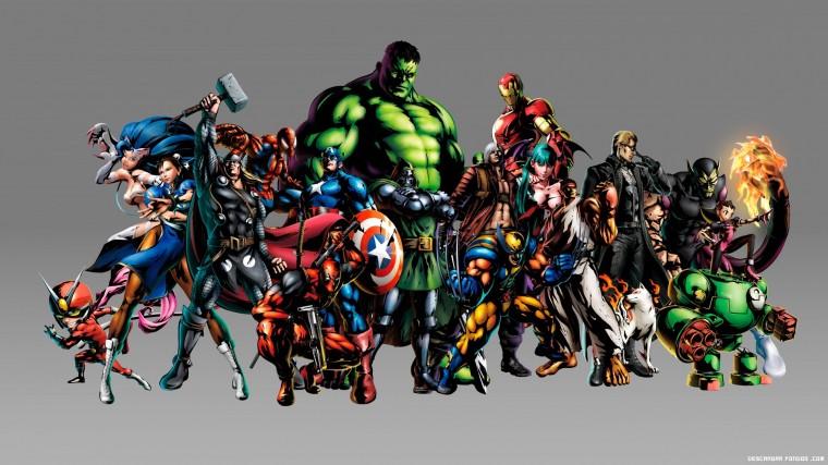 Marvel Super Heroes Exclusive HD Wallpapers 6647