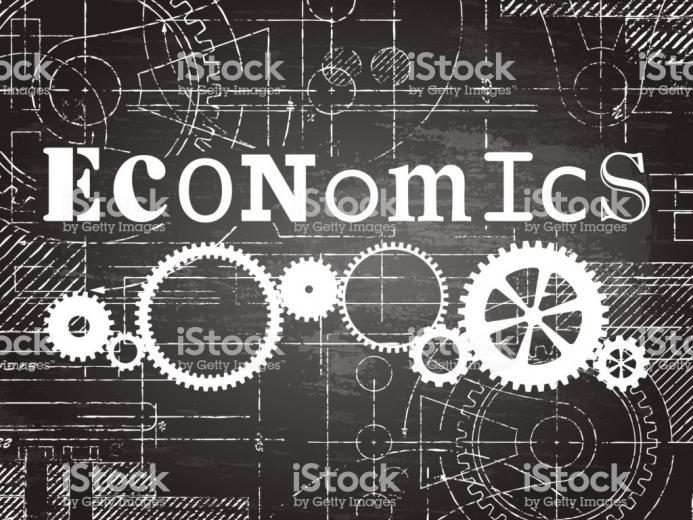 Economics Blackboard Tech Drawing Stock Illustration   Download
