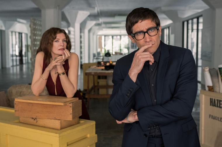 Velvet Buzzsaw Image Reveals Jake Gyllenhaal in Netflix Thriller