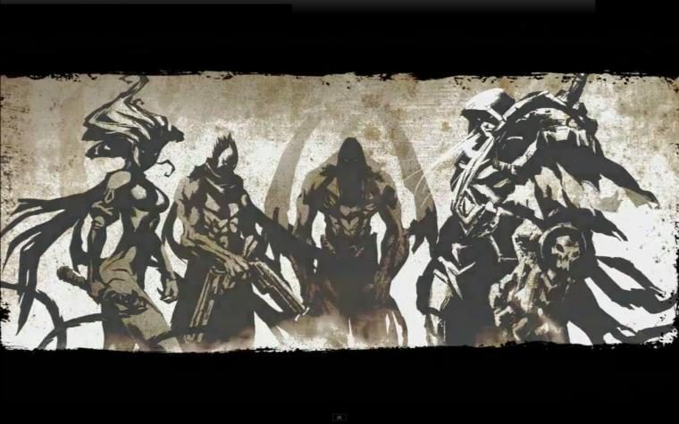 Darksiders Four Horsemen Wallpaper All HD Wallpapers