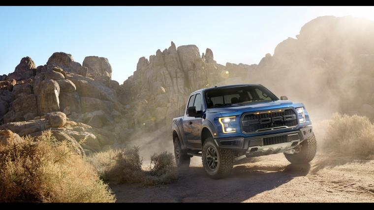 2017 Ford F 150 Raptor Wallpaper HD Car Wallpapers