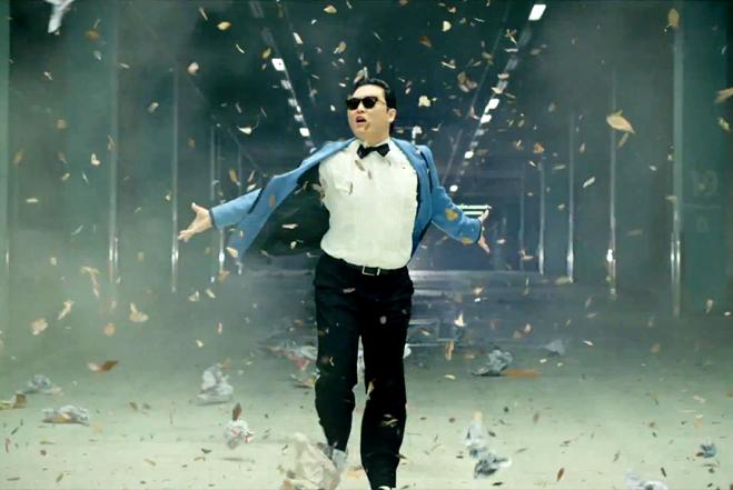 Psy Gangnam Style Wallpaper Pictures