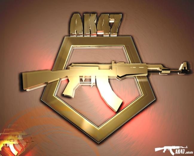 gold AK47 wallpaper   ForWallpapercom