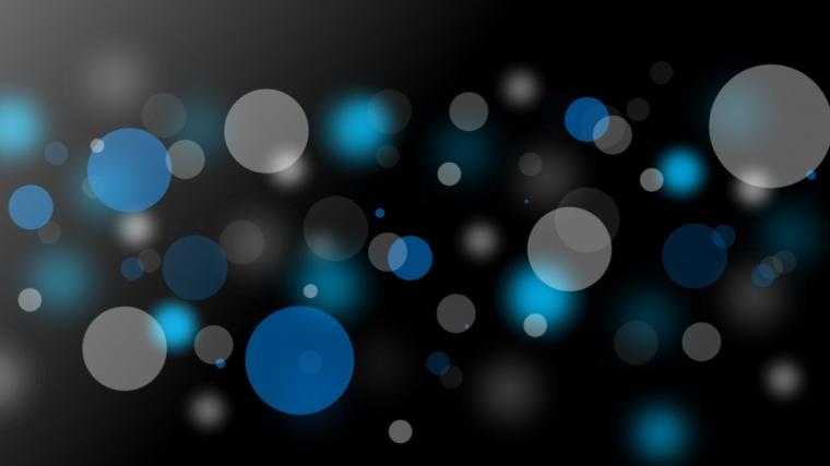 Download Wallpaper 3840x2160 Dark Circle Gray Black 4K Ultra HD HD
