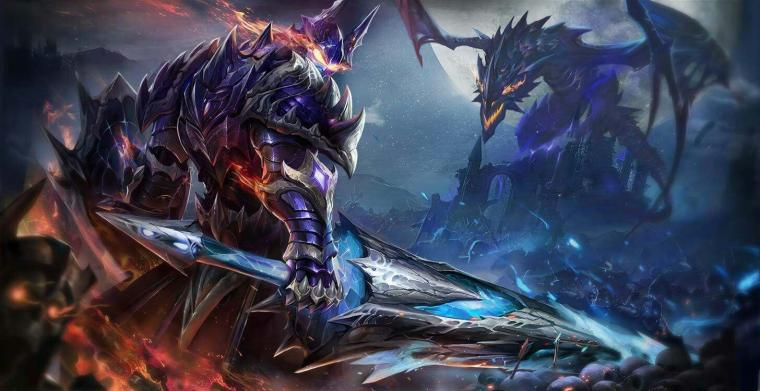 Dragos [heroes evolved] anime in 2019 Evolve wallpapers Hero