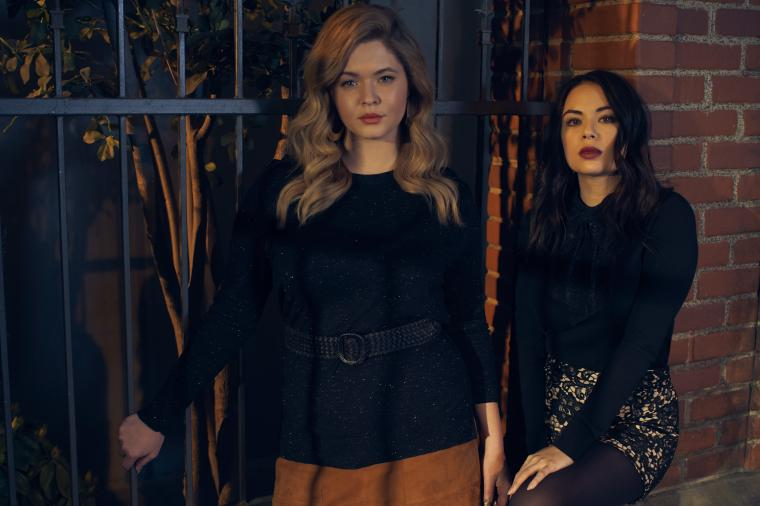Pretty Little Liars The Perfectionists HD Wallpaper Background