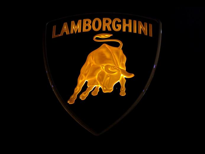 Lamborghini Logo Vector Wallpapers Hd Best Wallpapers HD