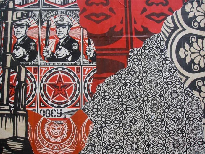 Shepard Fairey Wallpaper More shepard fairey
