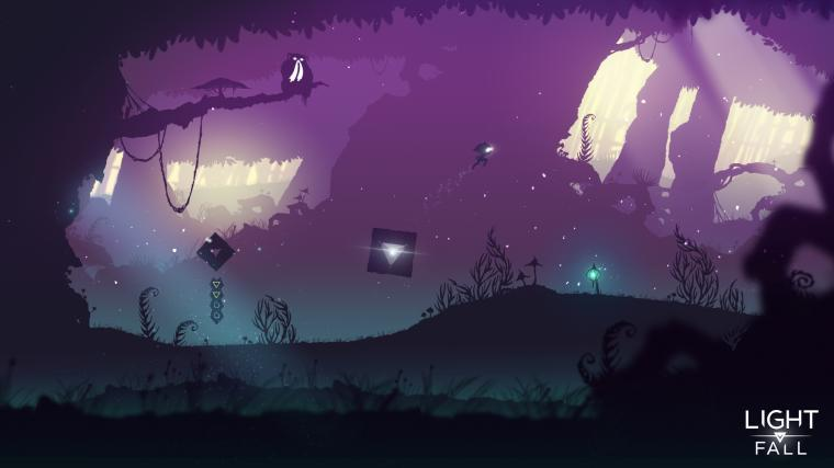Light Fall on Steam
