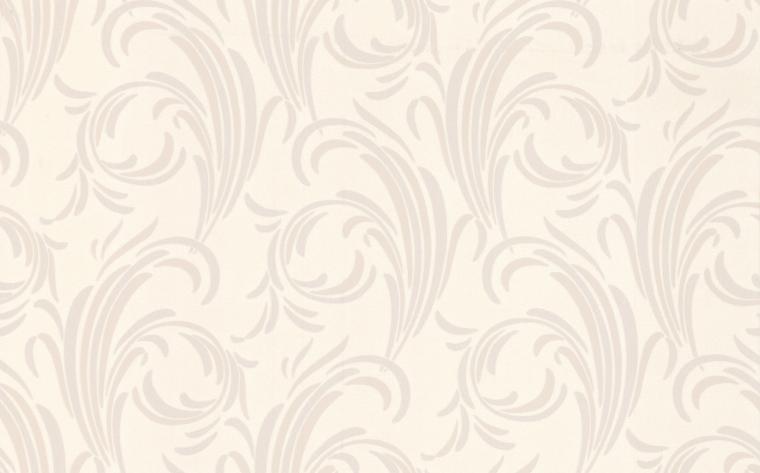 White Beige Wallpaper Credited
