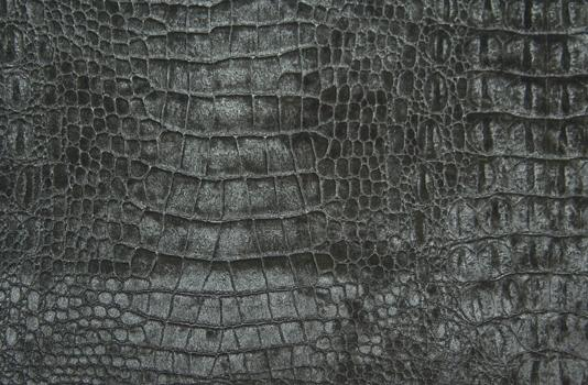 Limpopo Velvet Crocodile Fabric A striking crocodile skin velvet in