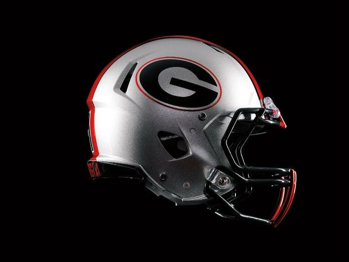 Football Fashion Georgia Bulldogs