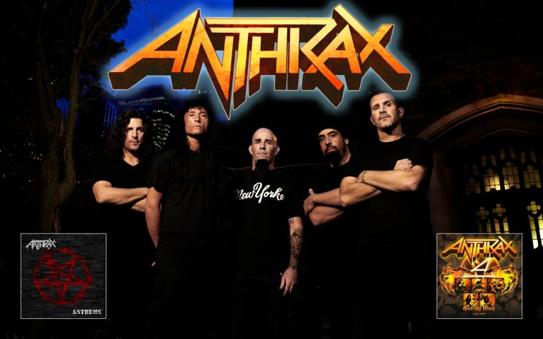 ANTHRAX   Anthems   Desktop Wallpaper 2560x1600