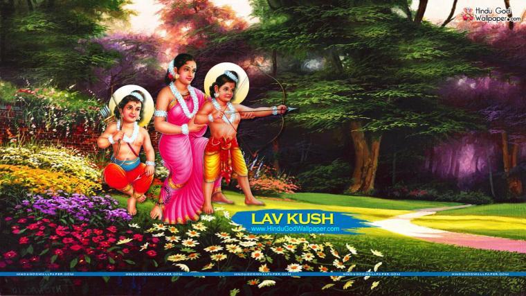 Lav Kush Ramayan HD Wallpapers Images Download
