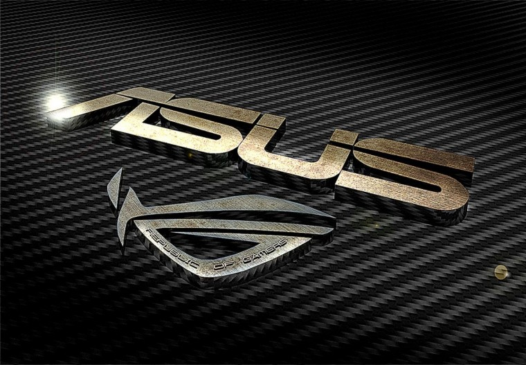 Asus 3D Logo Wallpaper Images 1199 HD Wallpaper Feewall