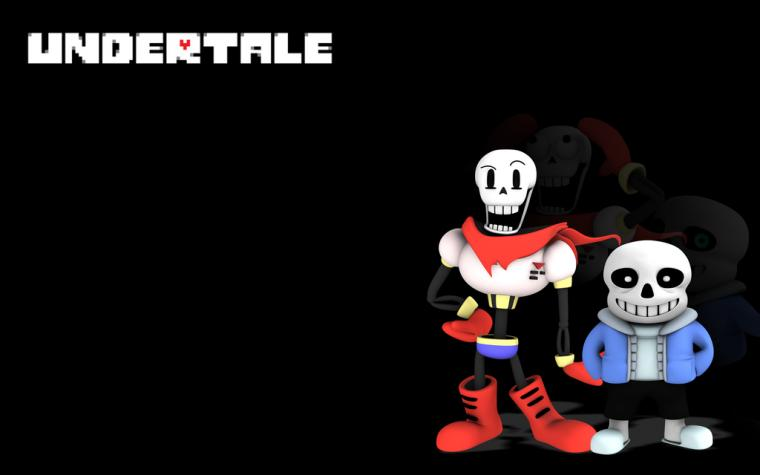 Undertale Wallpaper by Nibroc Rock