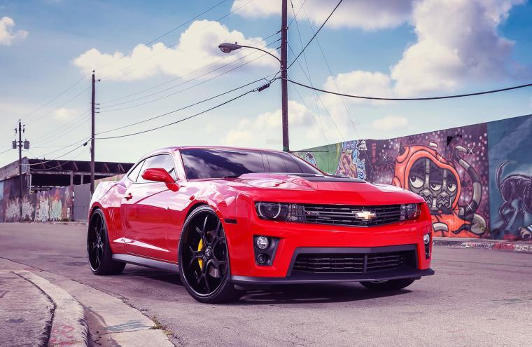 2017 Chevrolet Camaro ZL1 Convertible   New HD Wallpapers
