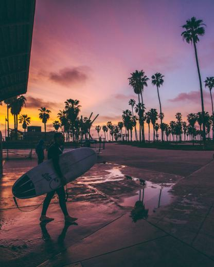 Venice Beach California Global Gateway Cities And Exclusive