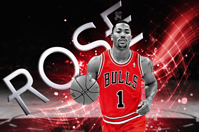 Derrick Rose Crossover Wallpaper Images amp Pictures   Becuo