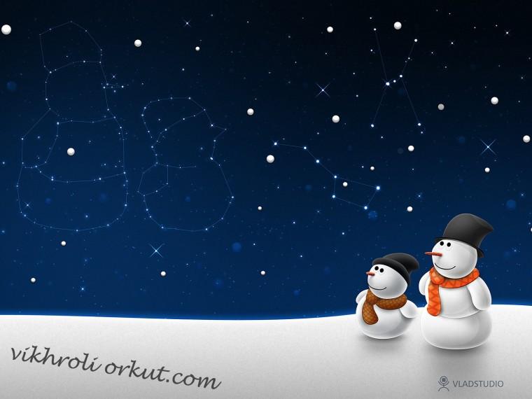 Christmas 3d Vikhroli Orkut Wallpaper