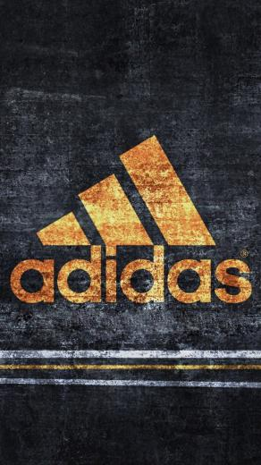 iPhone 5 wallpapers HD   Adidas LOGO 5 Backgrounds
