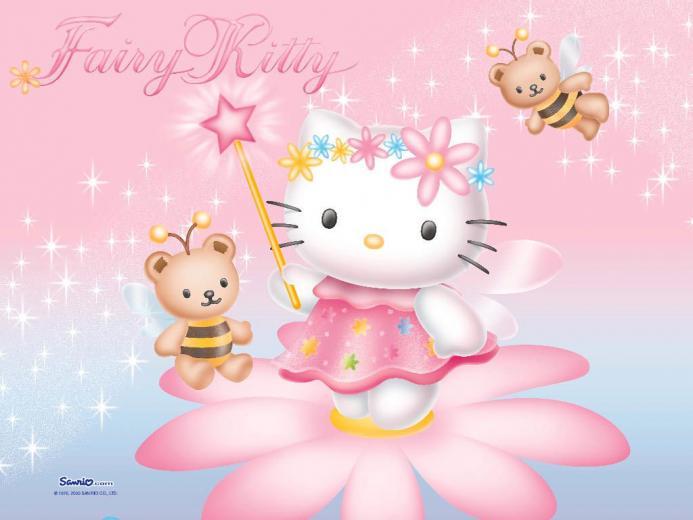 Hello Kitty Screensavers And Wallpapers   Picseriocom