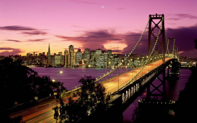 San Francisco   Oakland Bay Bridge wallpaper   79482