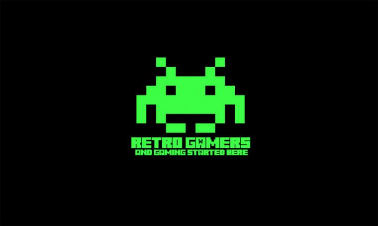 Retro Gamers Wallpaper by maumike5