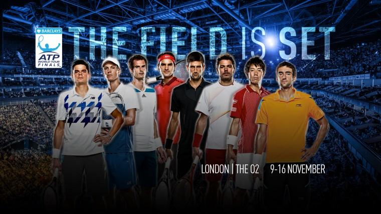 ATP WORLD TOUR FINALS 2014 Round Robin DRAWS   La liberte
