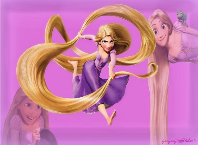 Rapunzel Wallpaper by gogogryffindor