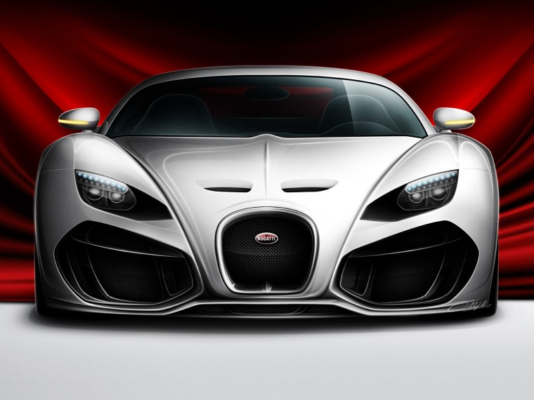Cars HD Wallpapers Bugatti Venom Concept Car HD Wall
