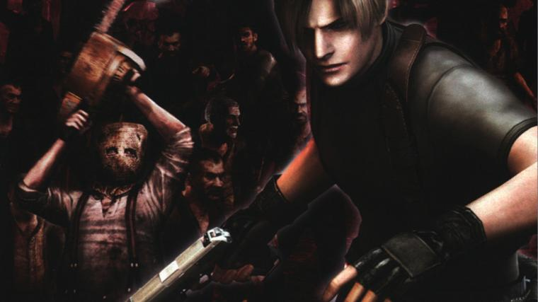 resident evil 4 gambar RE4 HD wallpaper and background foto 35832957