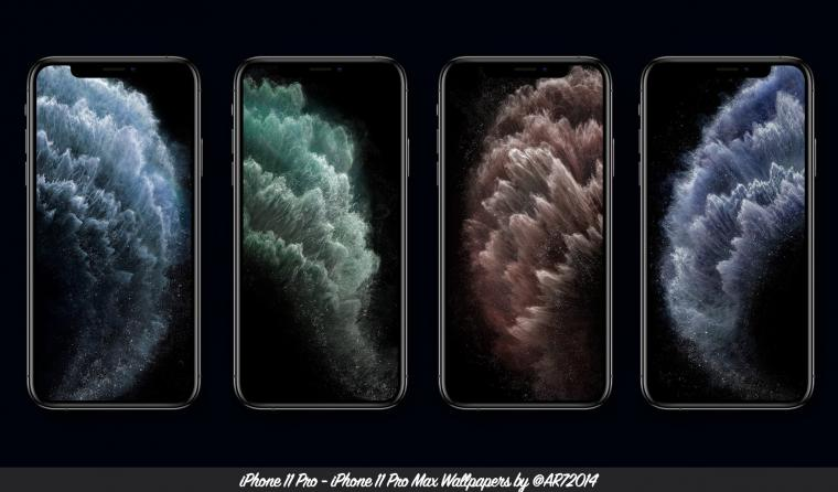 Download iPhone 11 and iPhone 11 Pro wallpapers