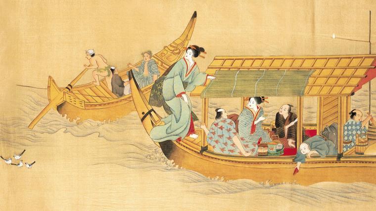 japanese oriental artwork drawings traditional art asian art
