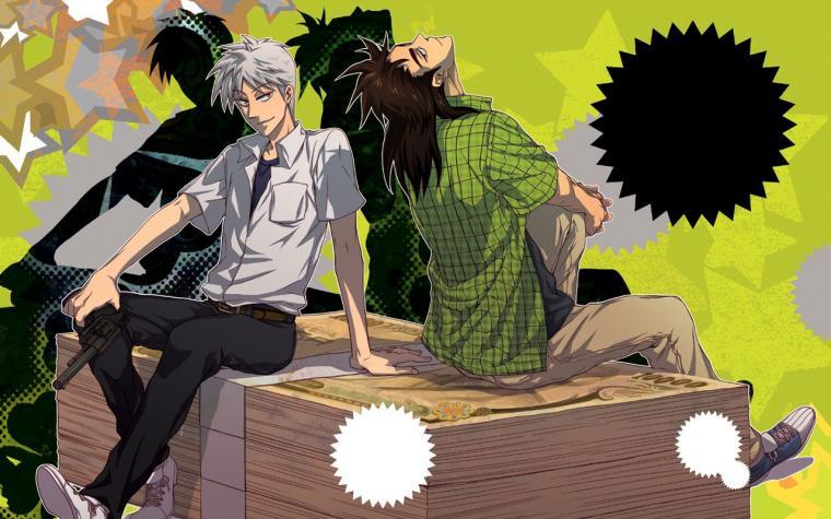 Akagi Kaiji Anime and Manga   Mainly the Guys Aint Gonna Lie