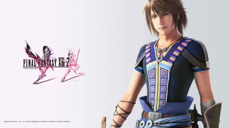 Nine Stunning FFXIII 2 Wallpapers available for download