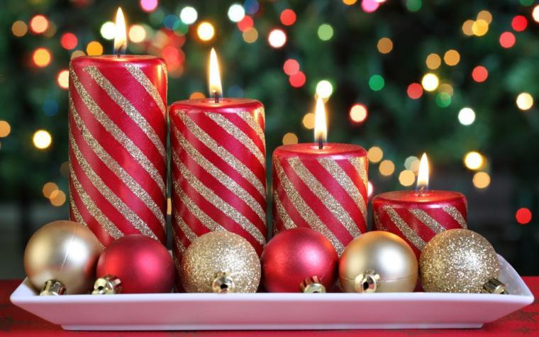 Christmas Candle wallpaper 2013 christmas candle wallpapers Christmas