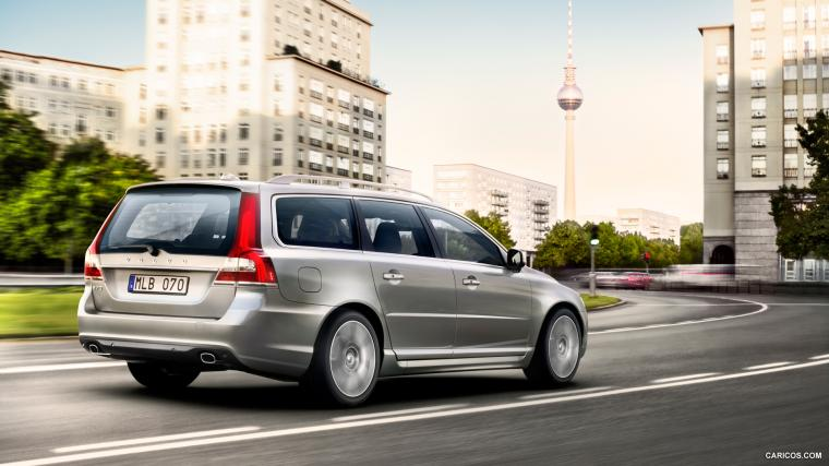 2014 Volvo V70   Rear HD Wallpaper 2
