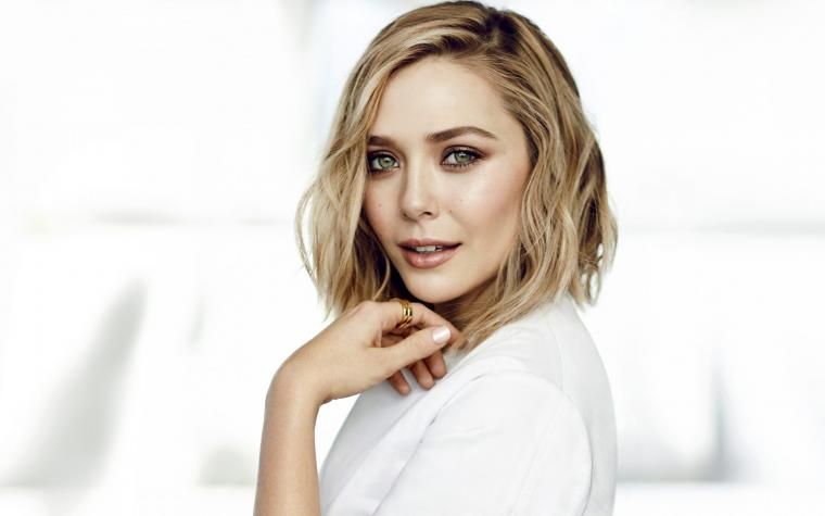 Elizabeth Olsen Wallpaper 4K HD Wallpaper Background