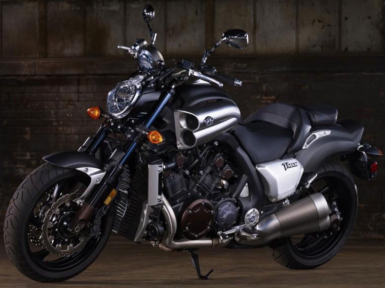 Super and Heavy Bike Yamaha V Max 2012 Custom Motorcycles Classic