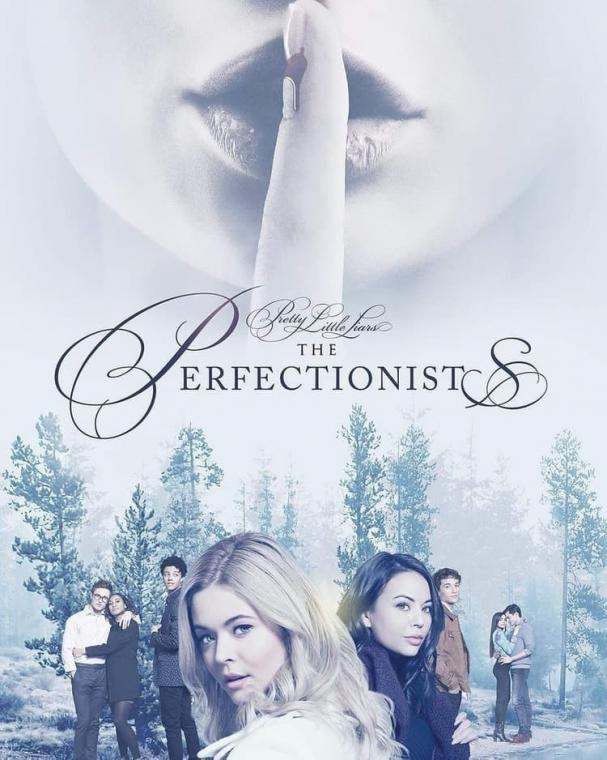 Pretty little liars The perfectionists on We Heart It